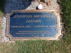 Jennifer Michelle Adams