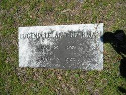 Eugenia Grissin <i>Leland</i> Beckman