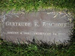 Gertrude <i>Kirchoff</i> Bischoff