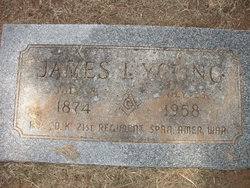 Pvt James I Young