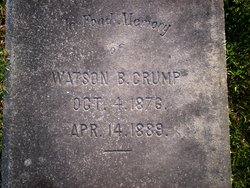 Watson Bradoc Crump