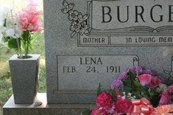 Lena <i>Wyatt</i> Burgess