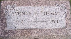 Yvonne D Corman