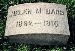 Helen M Barb