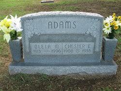Chester Elmo Adams