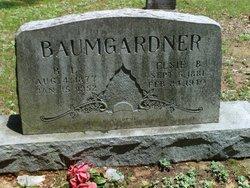 Elsie Geneva <i>Burns</i> Baumgardner