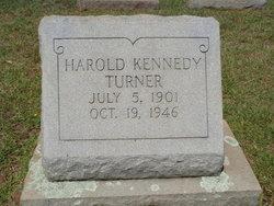 Harold Kennedy Turner