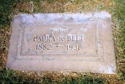 Anna Laura <i>Kemp</i> Belt
