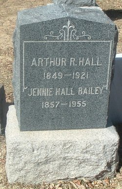 Jennie <i>Hall</i> Bailey