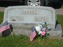 PFC Odie A. Savage