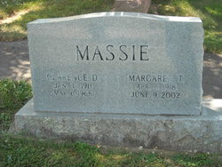 Margaret Rowena <i>Thompson</i> Massie