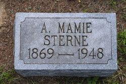 A. Mamie Sterne