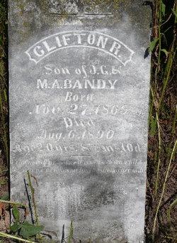 Clifton R Bandy