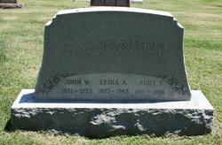 John W. Carpenter