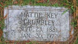 Mattie Glynn <i>Key</i> Crumbley