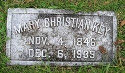 Mary Frances Cassandra <i>Christian</i> Key