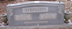 Hettie <i>McGinty</i> Atkinson