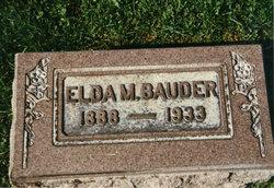 Elda M. Bauder