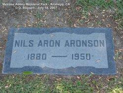 Nils Aron Aronson