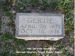 Amy Gertrude Beesley