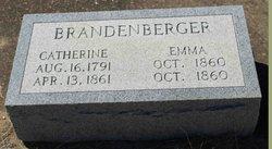 Emma Brandenberger