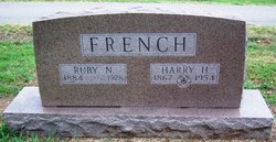 Henry Harrison Harry French