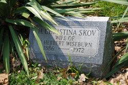 H Christina <i>Skov</i> Wiseburn