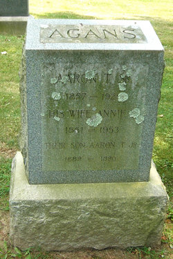 Aaron T Agans, Jr