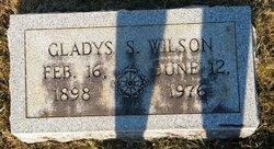 Gladys <i>Simpkins</i> Wilson