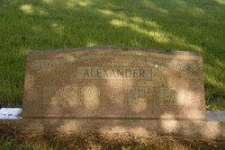 Mary Lucile <i>Malloy</i> Alexander
