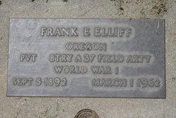 Frank Everett Elliff