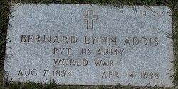 Bernard Lynn Addis