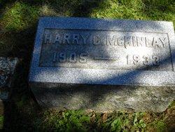 Harry C McKinlay