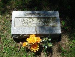 Paul Vernon Harless