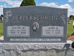 Mildred Louise <i>Strohmeier</i> Depperschmidt