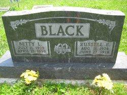 Betty Lou <i>McFarling</i> Black