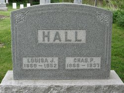 Louisa Jane <i>Beck</i> Hall
