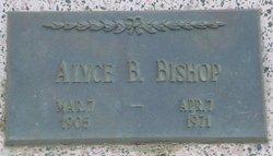 Alyce Bishop