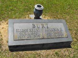 Elijah Keen Burt