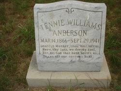 Tennie Williams Anderson
