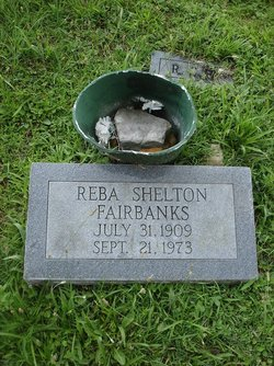 Reba <i>Davis</i> Fairbanks