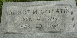 Albert M. Gallatin