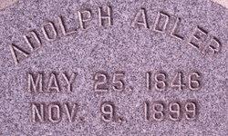 Adolph Adler