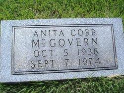 Anita <i>Cobb</i> McGovern