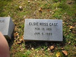 Elsie <i>Ross</i> Case