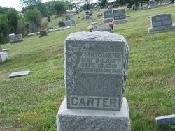 George W Carter