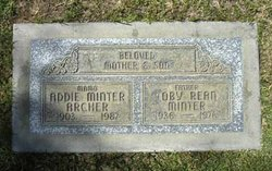 Addie L <i>Hemingway</i> Archer