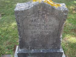 Harriet Hattie Bradford