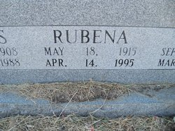 Rubena <i>Hester</i> Bolin