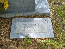 Paralee Parrie <i>McBryde</i> Haynes